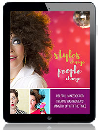 update women's ministry on ipad 200px